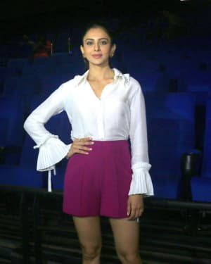 Rakul Preet Singh - Photos:  Launch Of Screex By Inox At Malad | Picture 1662843