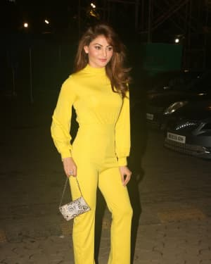Urvashi Rautela - Photos: Screening Of Film Super 30 At Pvr Icon In Andheri | Picture 1662897