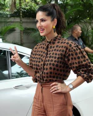 Sunny Leone - Photos: Song Launch Of Funk Love From Jhootha Kahin Ka | Picture 1662488
