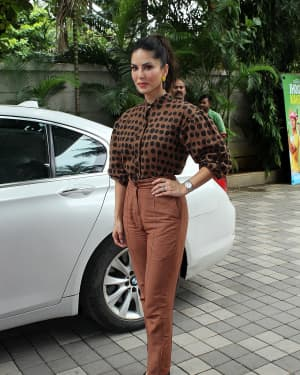 Sunny Leone - Photos: Song Launch Of Funk Love From Jhootha Kahin Ka | Picture 1662489