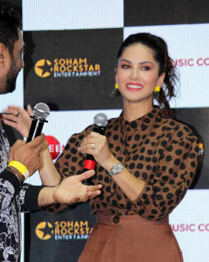 Sunny Leone - Photos: Song Launch Of Funk Love From Jhootha Kahin Ka | Picture 1662507
