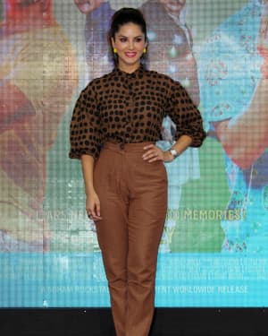Sunny Leone - Photos: Song Launch Of Funk Love From Jhootha Kahin Ka | Picture 1662509