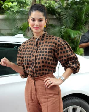 Sunny Leone - Photos: Song Launch Of Funk Love From Jhootha Kahin Ka | Picture 1662497