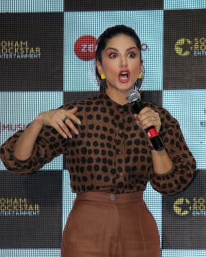Sunny Leone - Photos: Song Launch Of Funk Love From Jhootha Kahin Ka | Picture 1662504