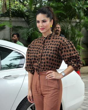 Sunny Leone - Photos: Song Launch Of Funk Love From Jhootha Kahin Ka | Picture 1662513