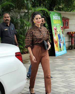 Sunny Leone - Photos: Song Launch Of Funk Love From Jhootha Kahin Ka | Picture 1662491