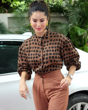 Sunny Leone - Photos: Song Launch Of Funk Love From Jhootha Kahin Ka | Picture 1662487