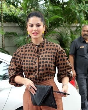 Sunny Leone - Photos: Song Launch Of Funk Love From Jhootha Kahin Ka | Picture 1662495