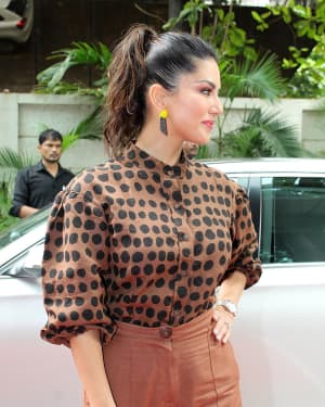 Sunny Leone - Photos: Song Launch Of Funk Love From Jhootha Kahin Ka | Picture 1662485