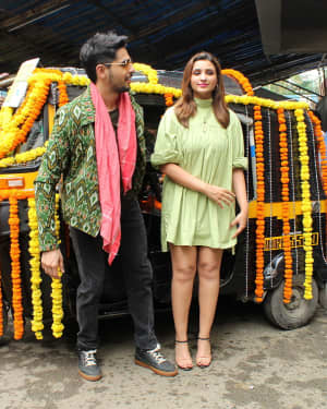 Photos: The Song Launch Of Up Hile Zilla Hile From Film Jabariya Jodi | Picture 1662858