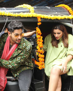 Photos: The Song Launch Of Up Hile Zilla Hile From Film Jabariya Jodi | Picture 1662856