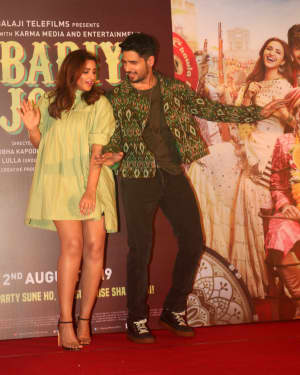 Photos: The Song Launch Of Up Hile Zilla Hile From Film Jabariya Jodi | Picture 1662869