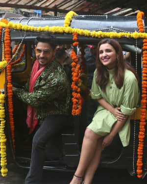 Photos: The Song Launch Of Up Hile Zilla Hile From Film Jabariya Jodi | Picture 1662874