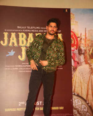 Sidharth Malhotra - Photos: The Song Launch Of Up Hile Zilla Hile From Film Jabariya Jodi | Picture 1662871