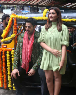 Photos: The Song Launch Of Up Hile Zilla Hile From Film Jabariya Jodi | Picture 1662872