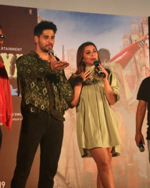 Photos: The Song Launch Of Up Hile Zilla Hile From Film Jabariya Jodi | Picture 1662866