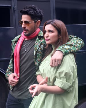 Photos: The Song Launch Of Up Hile Zilla Hile From Film Jabariya Jodi | Picture 1662865