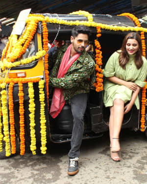 Photos: The Song Launch Of Up Hile Zilla Hile From Film Jabariya Jodi | Picture 1662854