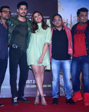Photos: The Song Launch Of Up Hile Zilla Hile From Film Jabariya Jodi