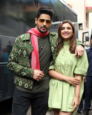 Photos: The Song Launch Of Up Hile Zilla Hile From Film Jabariya Jodi | Picture 1662860