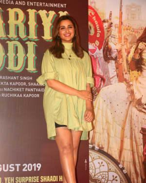 Parineeti Chopra - Photos: The Song Launch Of Up Hile Zilla Hile From Film Jabariya Jodi