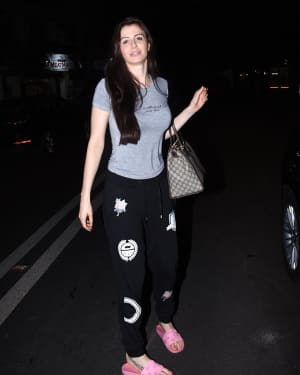 Giorgia Andriani - Photos: Celebs Spotted at Bandra   Picture 1663529