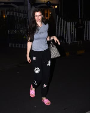 Giorgia Andriani - Photos: Celebs Spotted at Bandra   Picture 1663528