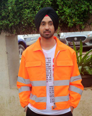Diljit Dosanjh - Photos: Promotion Of Film Arjun Patiala On The Sets Of Dance India Dance
