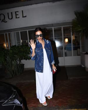 Malaika Arora - Photos: Celebs Spotted At Sequel Bandra | Picture 1663791