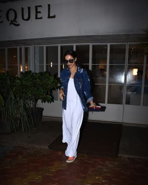 Malaika Arora - Photos: Celebs Spotted At Sequel Bandra | Picture 1663789