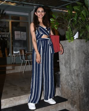 Rakul Preet Singh - Photos: Celebs Spotted at Kitchen Garden in Bandra   Picture 1663894