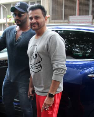 Photos: Celebs Spotted At Anil Kapoor's House