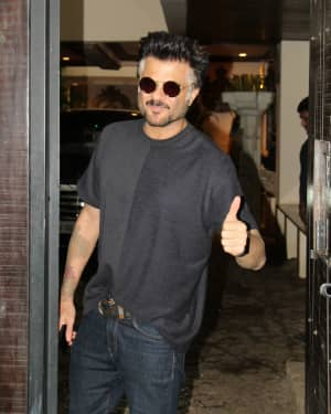 Anil Kapoor - Photos: Celebs Spotted At Anil Kapoor's House