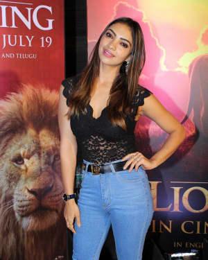Pooja Banerjee - Photos: Indian Screening Of Film The Lion King