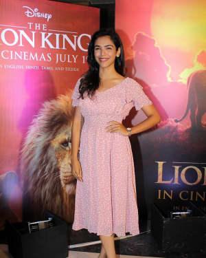 Shriya Pilgaonkar - Photos: Indian Screening Of Film The Lion King | Picture 1665398