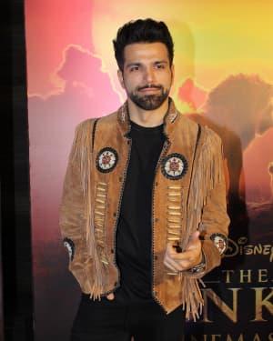 Rithvik Dhanjani - Photos: Indian Screening Of Film The Lion King