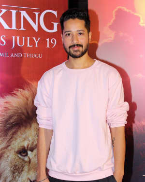 Rajat Barmecha - Photos: Indian Screening Of Film The Lion King
