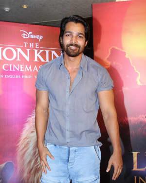 Harshvardhan Rane - Photos: Indian Screening Of Film The Lion King