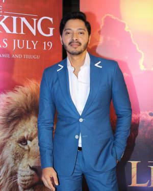 Shreyas Talpade - Photos: Indian Screening Of Film The Lion King