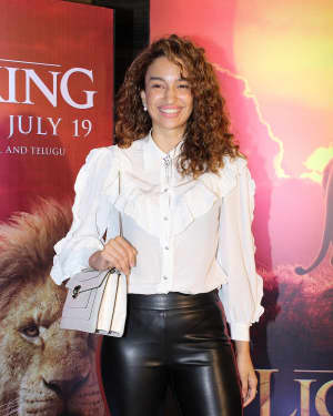 Elena Fernandes - Photos: Indian Screening Of Film The Lion King
