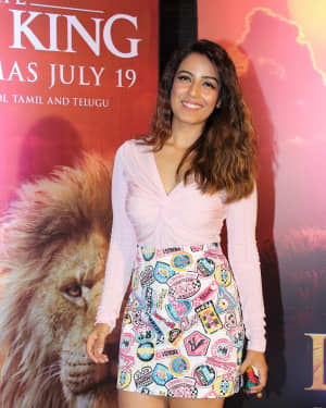 Srishty Rode - Photos: Indian Screening Of Film The Lion King