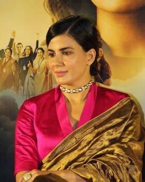 Kirti Kulhari - Photos: Trailer Launch Of Film Mission Mangal