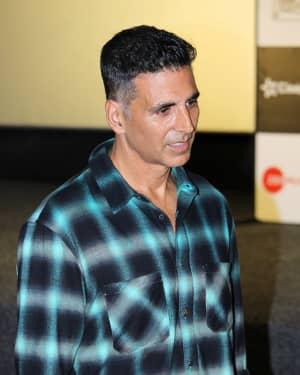 Akshay Kumar - Photos: Trailer Launch Of Film Mission Mangal