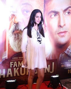 Mahie Gill - Photos: Screening Of The Film Family Of Thakurganj At Pvr Icon