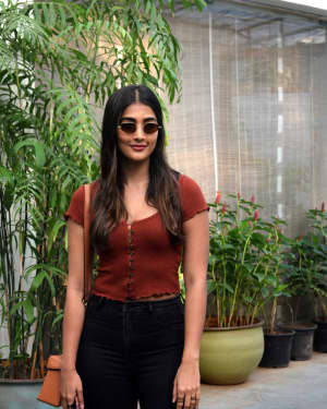 Pooja Hegde - Photos: Celebs Spotted At Sunny Super Sound