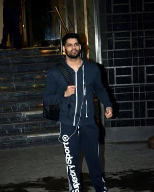 Karan Kapadia - Photos: Celebs Spotted at Gym