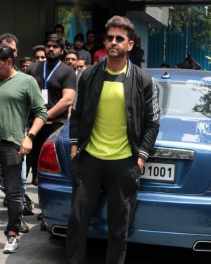Photos: Hrithik Roshan At The Launch Of HRX Workout 2.0 At Cult