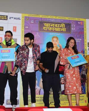 Photos: Trailer Launch Of Film Khandaani Shafakhana With Star Cast