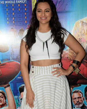 Sonakshi Sinha - Photos: Promotion Of Film Khandaani Shafakhana At Tseries Office