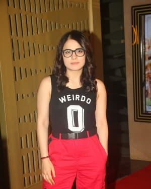 Radhika Madan - Photos: Special Screening Of Film JudgeMentall Hai